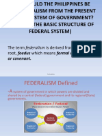 federalism