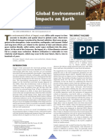 Pierazzo & Artemieva (2012) Local and Global Environmental Effects of Impacts on Earth