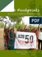 ADB Footprints