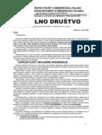 """Bilten """"Civilno društvo"""" UG """"Evropski pokret u Smederevskoj Palanci"""", br. 4, jul  2003"""