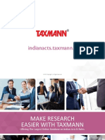 Taxmann Indian Acts & Rules
