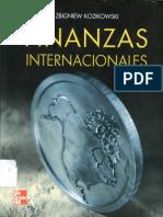 Finanzas Internacionales Kozikowski