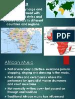Grade 10-African Instruments