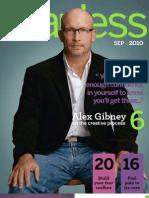 Fear.less Magazine SEPTEMBER 2010