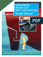 Vesconite Marine Bearing Design Manual
