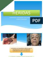 Heridas - Critugia i