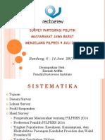Survey Partisipasi Politik Masyarakat Jawa Barat Di Pilpres 2014_publish