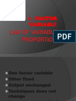 Law of Variable Proportion (1)