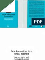 Guía de Gramática de La Lengua Española