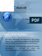Bluetooth Ppt