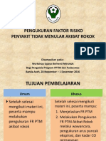 Pengukuran Fr Ptm Akibat Rokok_bogor 2015