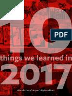 Download TenThingsWeLearnedIn2017 by economist.pdf