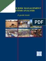 Disaster Risk Management Framework