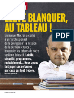 Education Antionale Blanquer