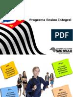 Apresentacao Do Programa ENSINO INTEGRAL