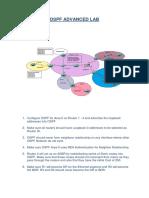 OSPF Advanced Lab