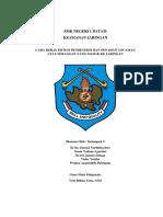 Kelompok 5 - Makalah Cara Kerja Sistem Pendeteksi Dan Penahan Ancaman Atau Serangan Yang Masuk Ke Jaringan