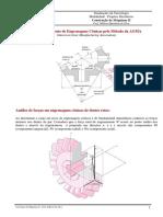 Dimensionamento de Engrenagens Cônicas AGMA