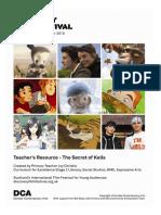 The Secret of Kells Teachers Resource