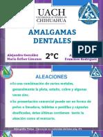 Amalgamas Mat