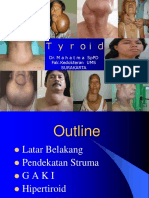 Tiroid Fk Ums 14 Dr. Mahatma
