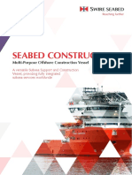 Seabed Constructor Brochure