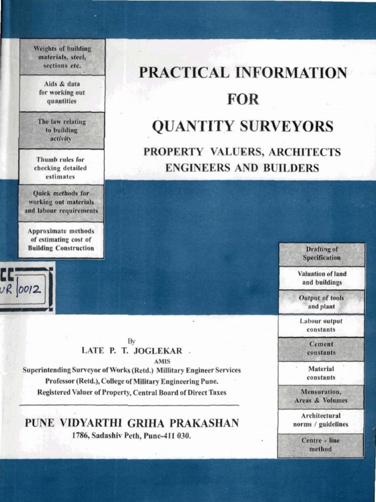 Manual for Quantity Surveyors   Pound (Mass)   Litre