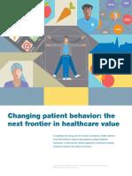 Changing Patient Behavior the Next Frontier in Healthcare Value