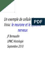 Cellule Nerveuse en Biologie Fondamentale1