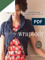 Knitting Wrapsody S11 BLAD Web
