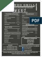 Carne Asada, Pollo Asada, Seasonal Vegetables (2)