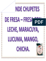 Chupete s