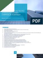 Ghidul de Finantare Pentru Internationalizarea Companiilor Romanesti Feb 2018
