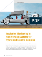 Insulation Monitoring ATZelektronik E-Magazin November 2009
