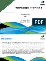 RDz 8.0.3 Update