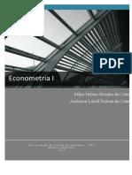 Apostila Econometria