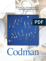 Codman Surgical Instruments