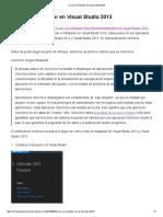 Crear Un Instalador en Visual Studio 2013 _ MSP Eduardo Ramirez