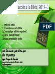 Introducción Biblia