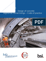 PAS 8810 2016 Tunnel Design Code of Practice