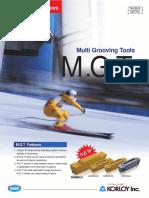 Multi Grooving Tools