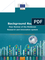 Peer Review of the Moldovan R&I System-Background Report