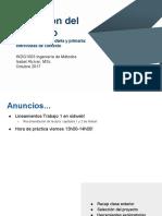 Clase 3 - Seleccion del proyecto (investigación secundaria y primaria)