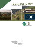 Decreto 0342 de 2007 - Vivienda Campestre