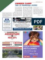 Summer Camp Education & Program Guide 0218wew