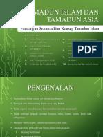 Pandangan Semesta Dan Konsep Tamadun Islam