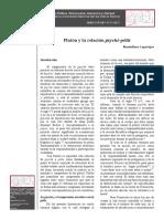 Platón y La Relación Psyche-Polis