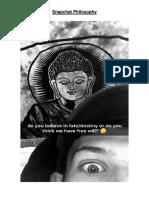philisophical spotlight 3
