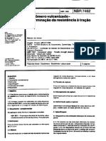 NBR 07462 - 1992 - Elastômero Vulcanizado.pdf