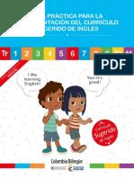 Guia Practica de Implementacion de Las Mallas de Ingles